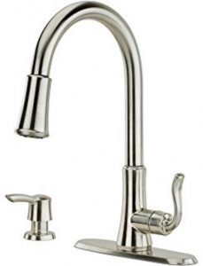Pfister Ainsley 1-Handle Kitchen Faucet Reviews