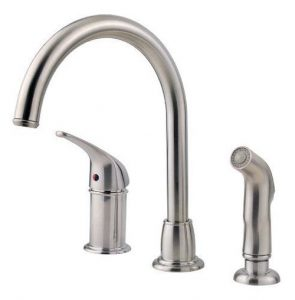 Pfister Classic 3-Hole Kitchen Faucet Reviews