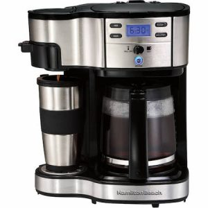 Hamilton Beach 49980A Single Serve Coffee Brewer
